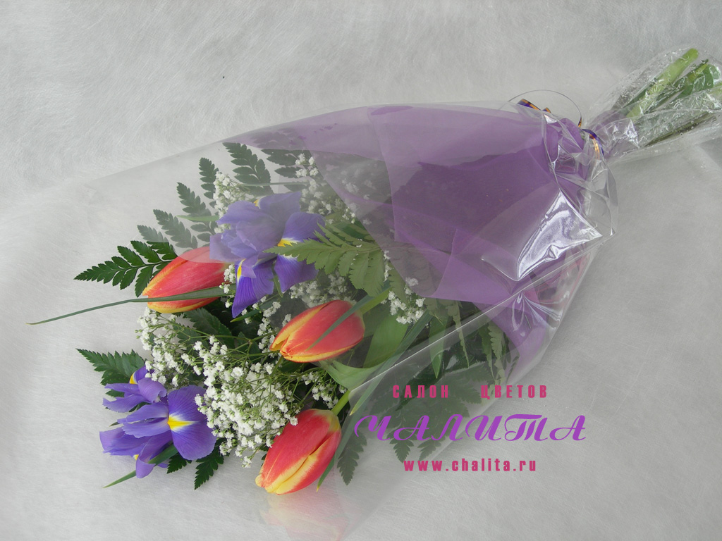 Доставка цветов мулино
