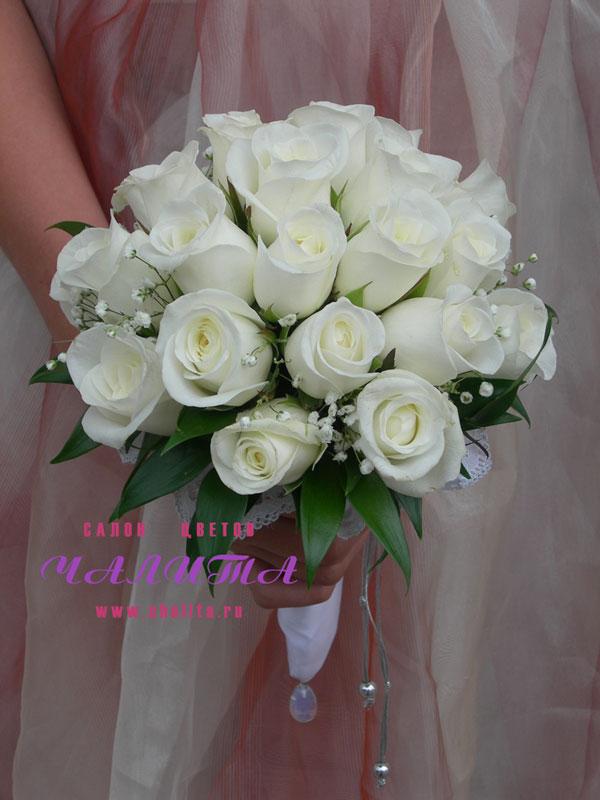 Свадебные букеты и цветы